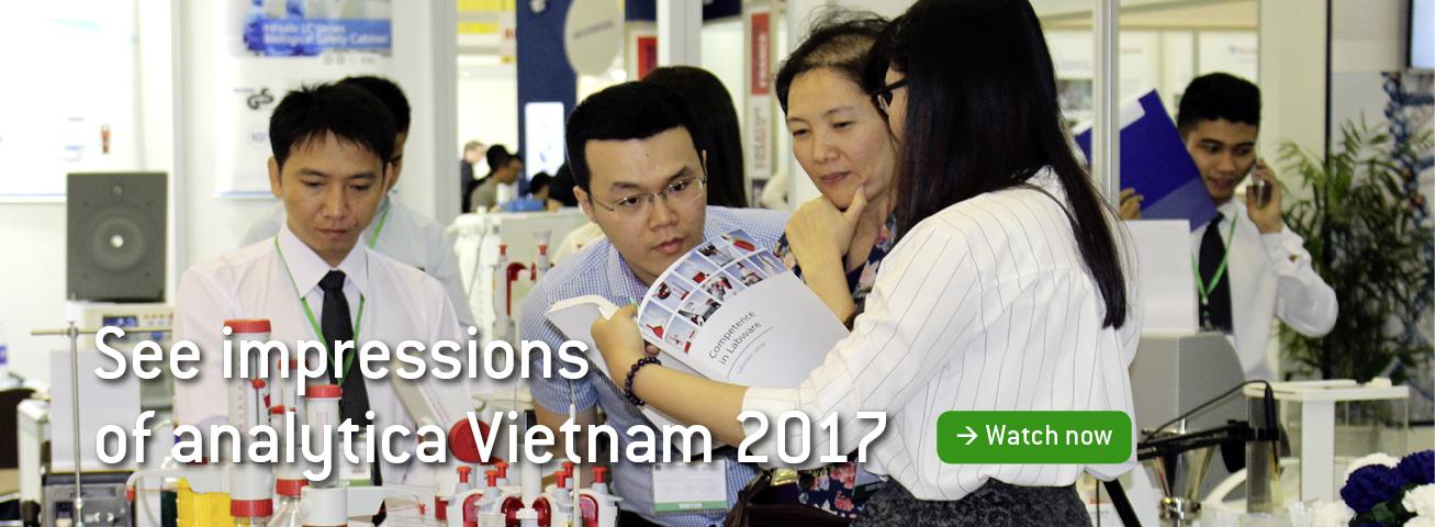 Analytica Vietnam 2017