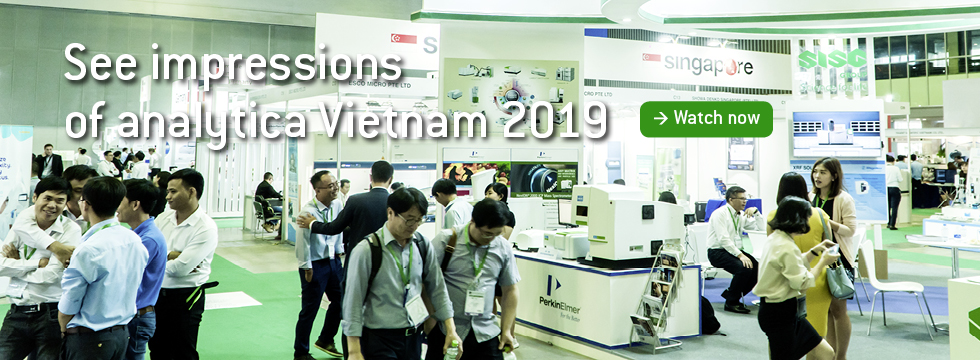 See impressions of analytica Vietnam 2019